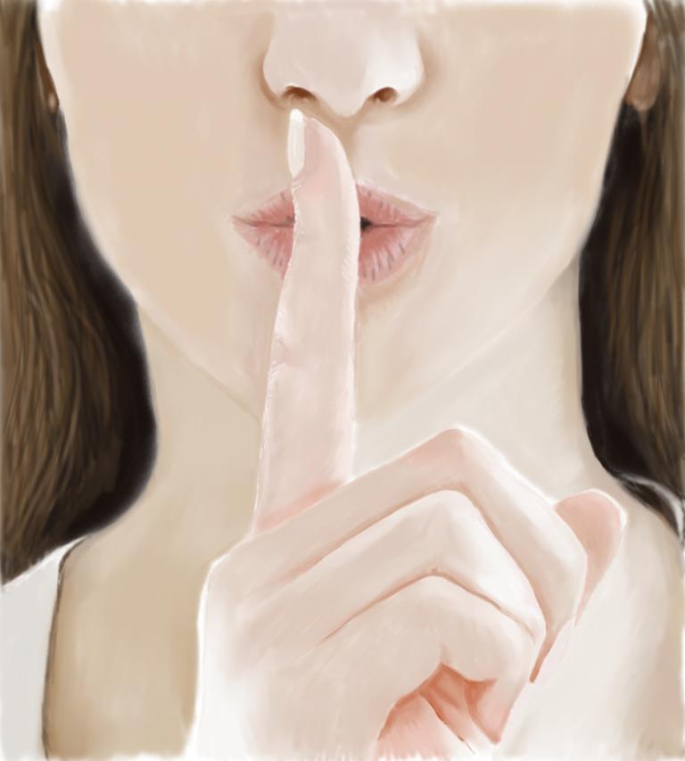 Sh – don't tell anyone!
