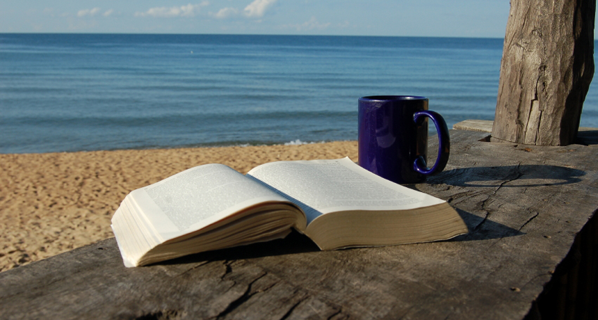 Five books to take on a desert island